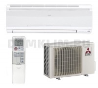 Mitsubishi Electric MSC-GE25VB-E1 / MUH-GA25VB-E1
